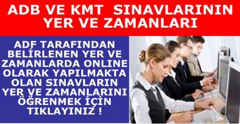 ADF Sınav